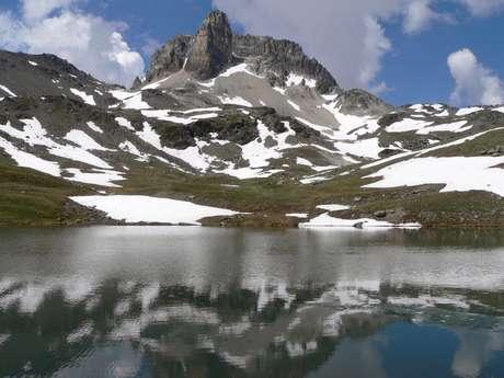 Les lacs Sainte Marguerite