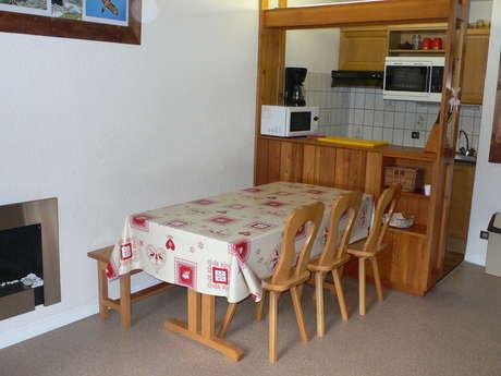Résidence Albaron - Appartement 2 pièces cabine 6 personnes - ALBA239