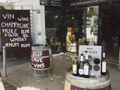 De la Vigne à l'Olivier - Bel-Air
