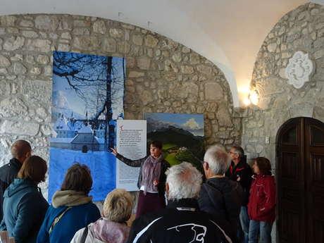 """Visite guidée : Les chartreux, de bergers à distillateurs, 900 ans d'activité"""""""