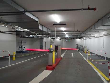 Parking du Marais Verts