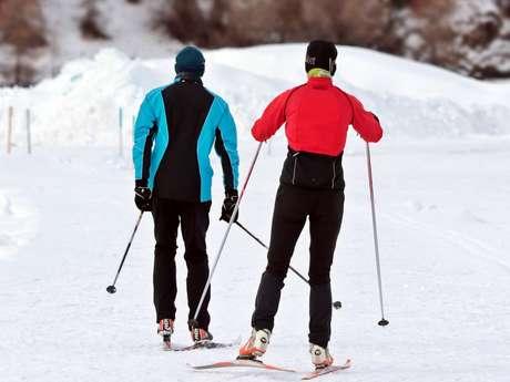 Cours de ski nordique