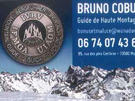 Bruno Cobus - Guide de Haute Montagne