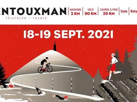 Ventoux Man : Triathlon