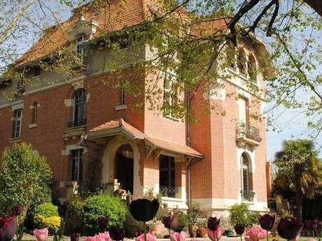 Chambre d'hôtes château Mezger