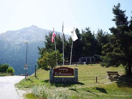 Camping-Caravaneige Municipal de la Buidonnière ***