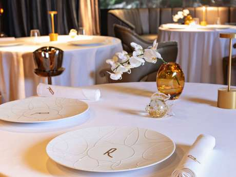 Restaurant La Table d'Antonio Salvatore