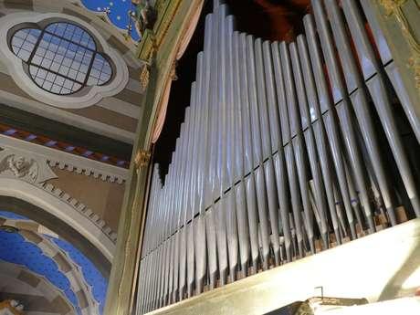 Les orgues historiques