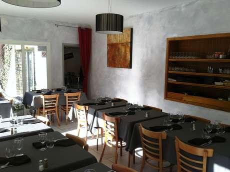Restaurant Le Pidanoux