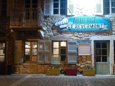 Auberge du Revermont