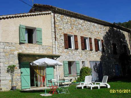 Maison L'Escoulaou G.Giraud