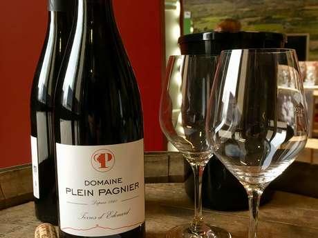 Visite et dégustation vigneronne au Domaine Plein Pagnier
