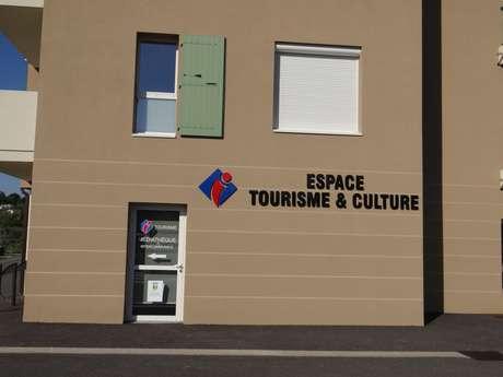 Point Info Tourisme de Callas