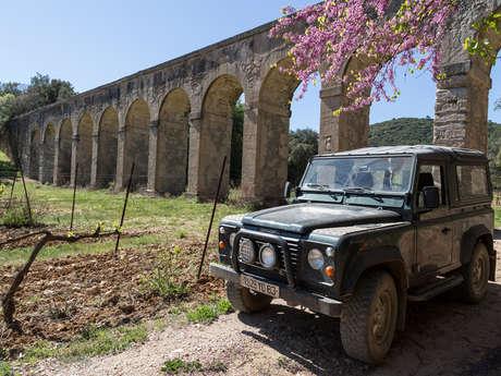 Safari 4x4 entre Vignoble & Monuments Historiques