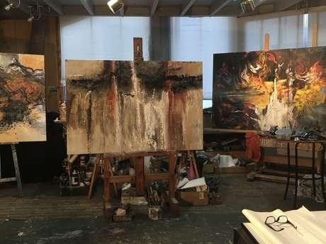 ANNULÉ : Exposition : Marie-Annick Beneton