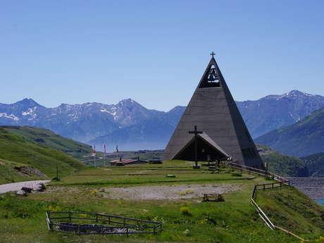 Sentier de découverte de la Pyramide