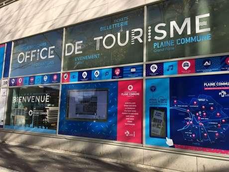 Office de Tourisme de Plaine Commune Grand Paris -  Point Information Tourisme Saint-Denis Stade de France