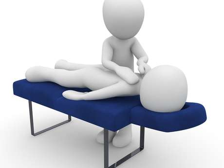 Massage cabinet Physiotherapists Espace Vanoise