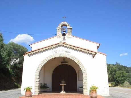 Chapelle Notre Dame du Rosaire au Canadel