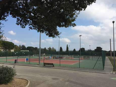 Tennis Municipal de Grimaud