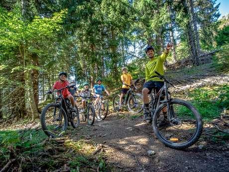 VTT, enduro, VTTAE avec Easy Riders