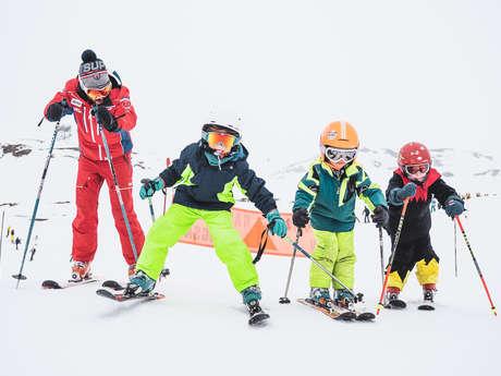 Kindergarden - Ecole du Ski Français