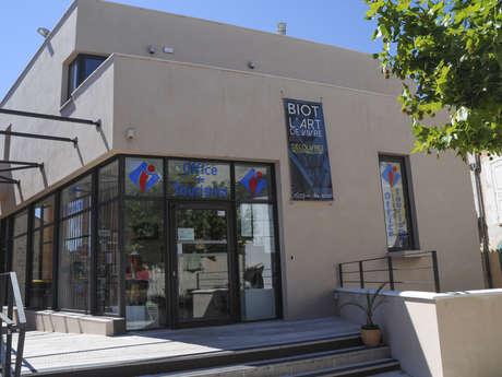 Office de Tourisme de Biot