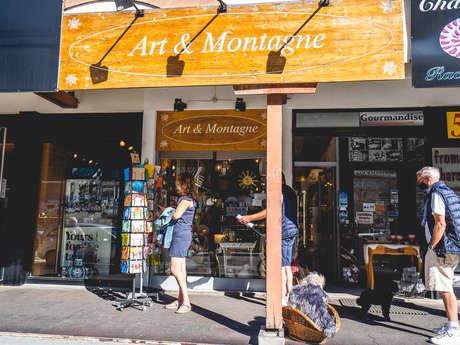 Decoration - Art & Montagne