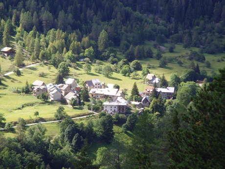 Espace Trail : Villars-Chasse