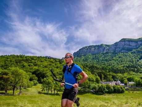 Parcours trail n°71 : Tour de la Cheminée du Lorzier