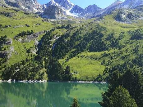 Lac de Plan d'Amont
