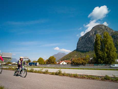 Boucle  vélo de Saint-Egrève et le Fontanil