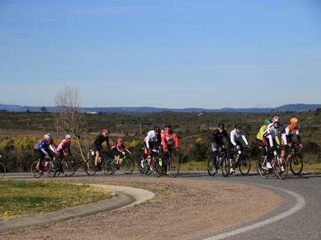 Stage d'entrainement cyclistes Côte d'Azur - Route - Les Issambres