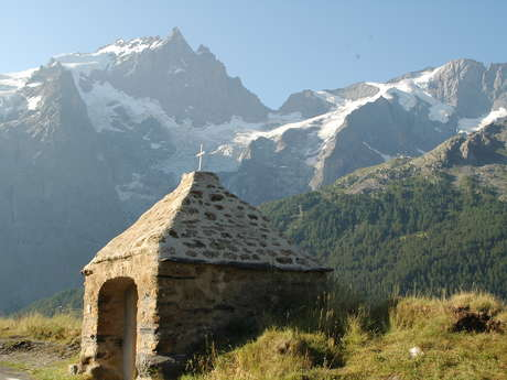 The holy Anne Oratory of Le Chazelet