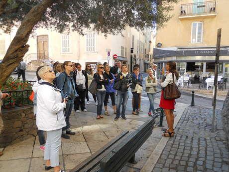 Visites guidées de Saint-Tropez pour les individuels