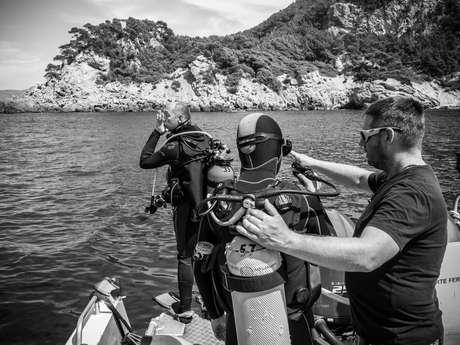 Formations de plongée sous-marine - Lecques Aquanaut