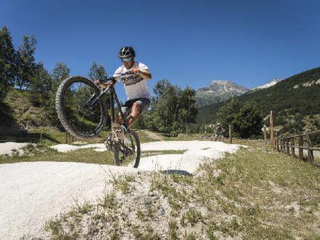 Pumptrack of Val Cenis Bramans