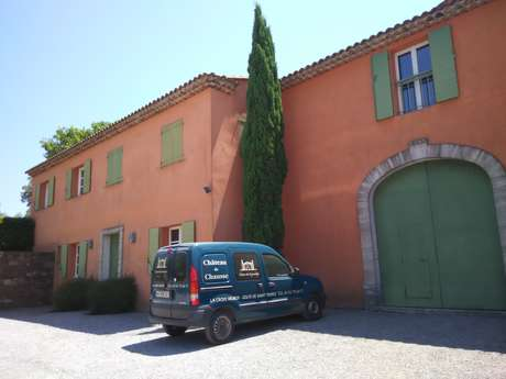 Wine estate Le Château de Chausse