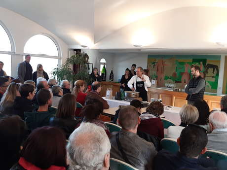 Day of Truffles and Wines at Gigondas LaCave