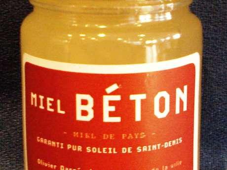 Parti Poétique - Miel Béton