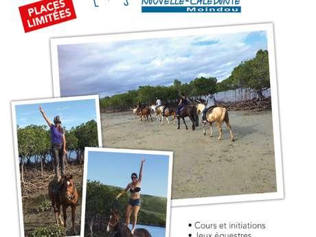 Cours d'équitation - Far West Ranch