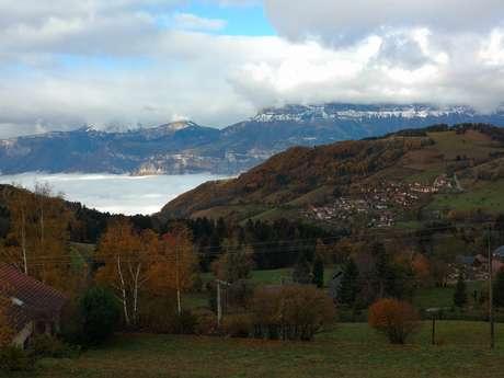 Bel'Vélec Prapoutel - Villages