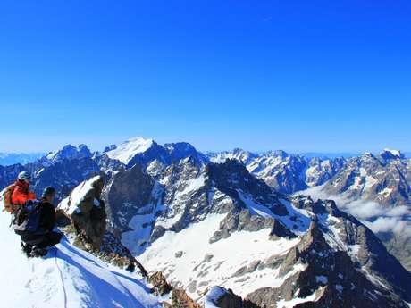 Stage traversée du Mont Pelvoux, 3943 m