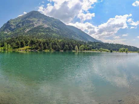 Aire de pique-nique du Lac de Roaffan