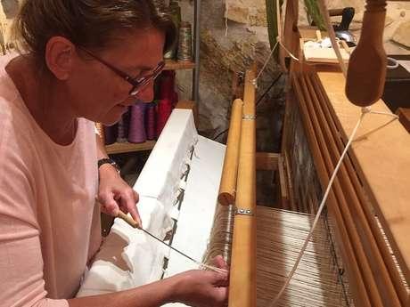 Au tissage de Flo - Atelier de tisserande