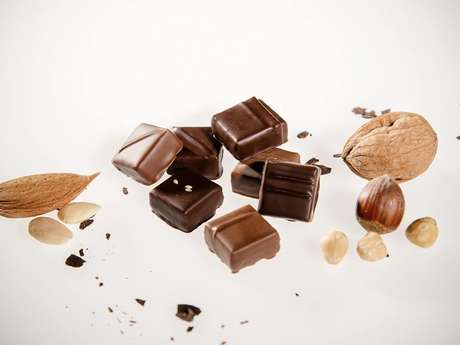 Visite de la chocolaterie Sandrine Chappaz