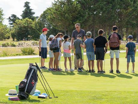 Atelier estival enfants - Initiation au Golf