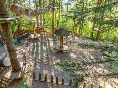 Parc acrobatique Indian Forest Chartreuse