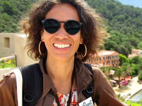 Sandrine Masachs - Guide conférencière