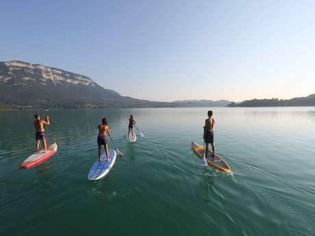 Stand Up Paddle Lac d'Aiguebelette